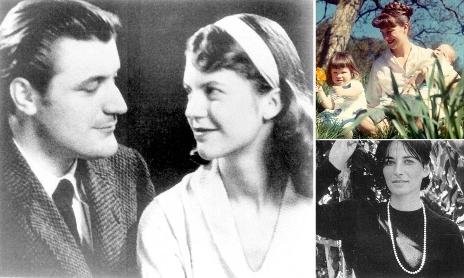 Sylvia Plath, Assia Wevill ve Zehirli Sarmaşık Ted Hughes